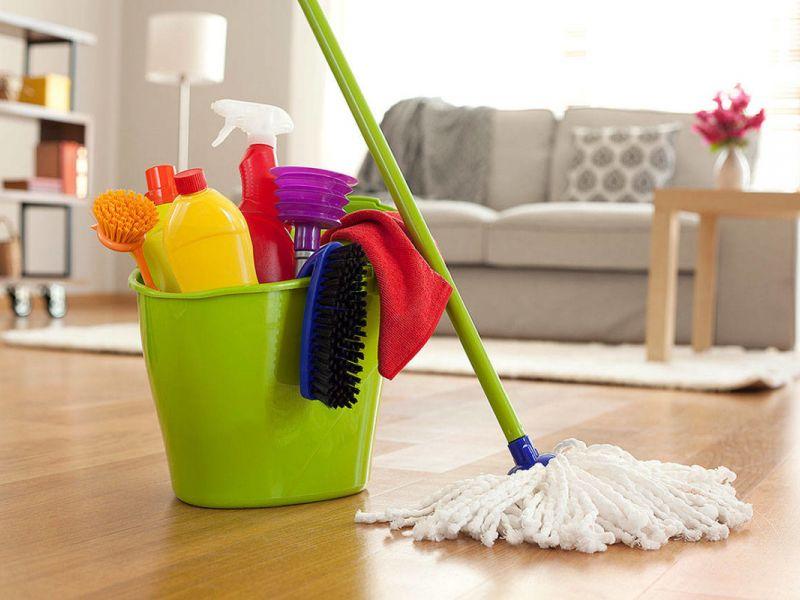 Быстрая уборка в квартире: полезные советы домохозяйкам и не только
