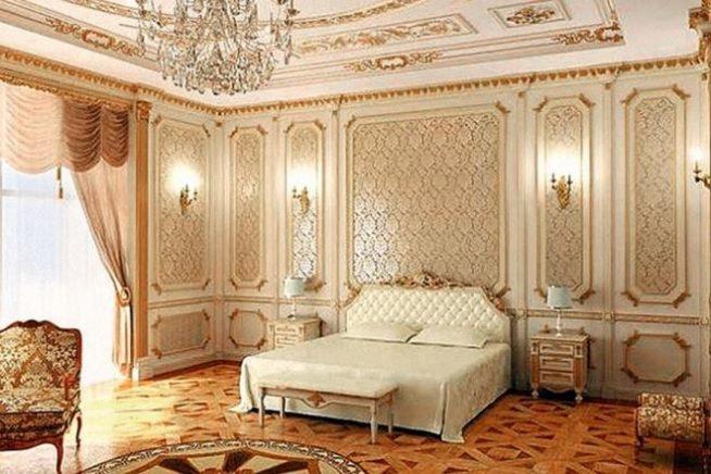Интерьер дома Маши Распутиной