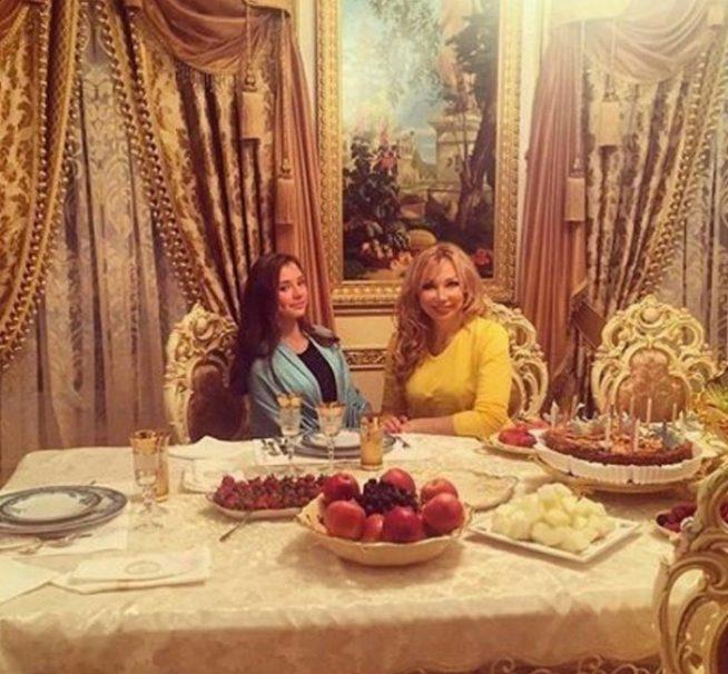 дом Маши Распутиной на Рублёвке