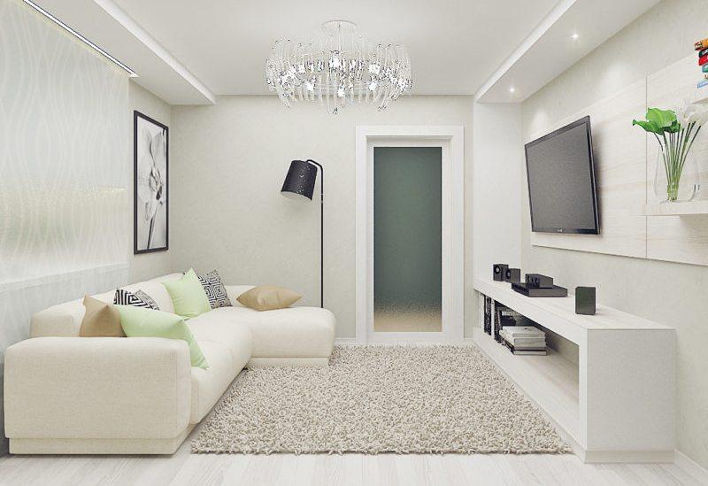 5 идеальных вариантов визуально расширить пространство в маленькой комнате