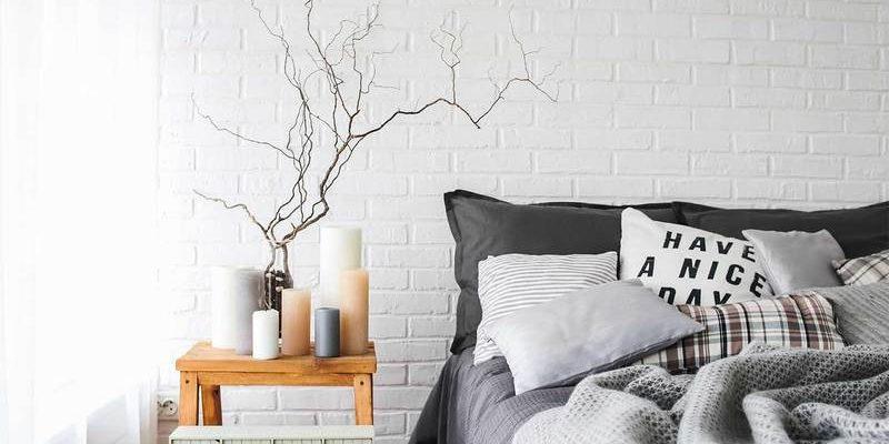 Спальня в скандинавском стиле: минимализм и эстетика