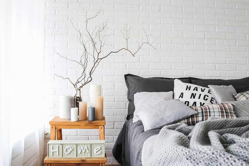 Спальня в скандинавском стиле: минимализм и северная эстетика