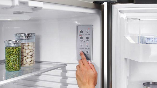 Специальный режим холодильника