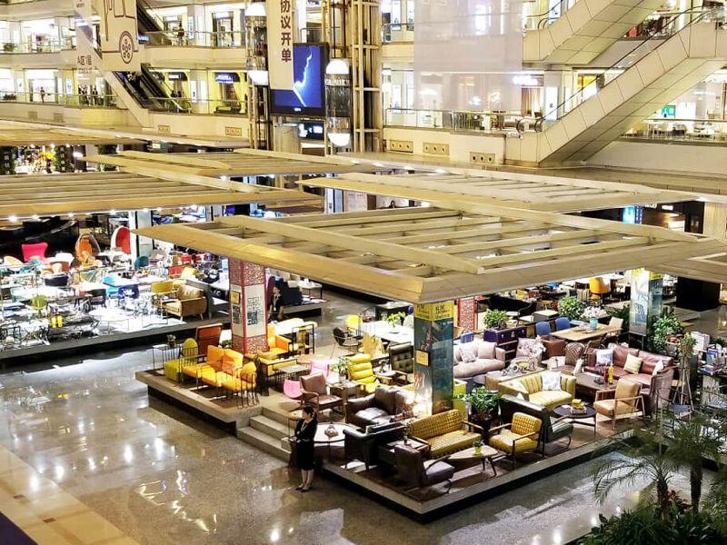 Где в Китае купить мебель: лучшие шоп-туры