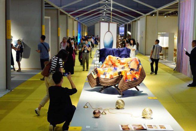 Мебельная выставка