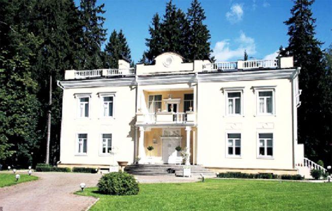 Дом Валентина Юдашкина