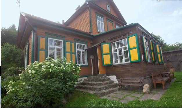 Дом Александра Васильева в Литве