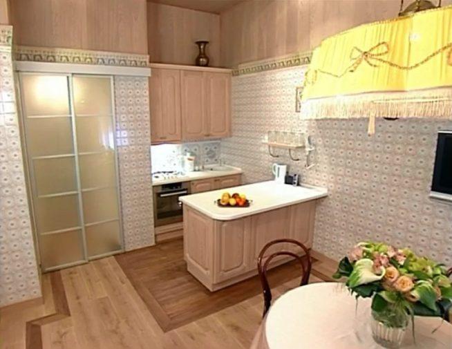 Квартирный вопрос, кухня Ирины Муравьёвой