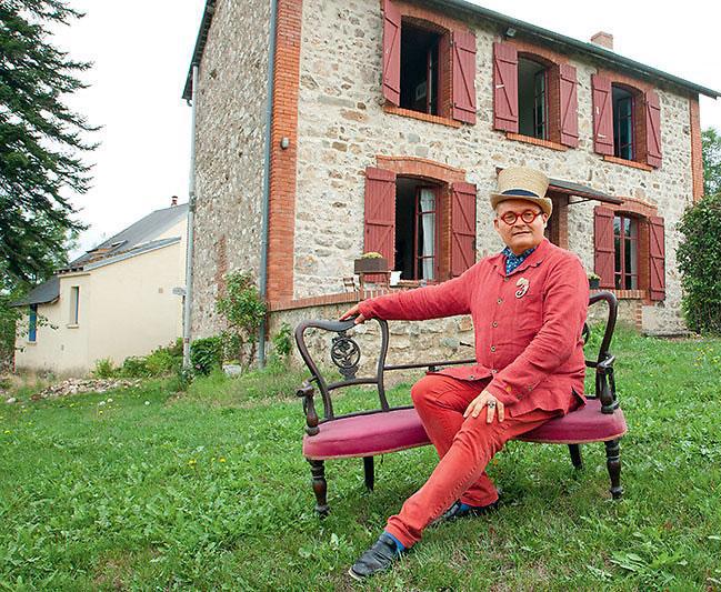 Дом Александр Васильева во Франции