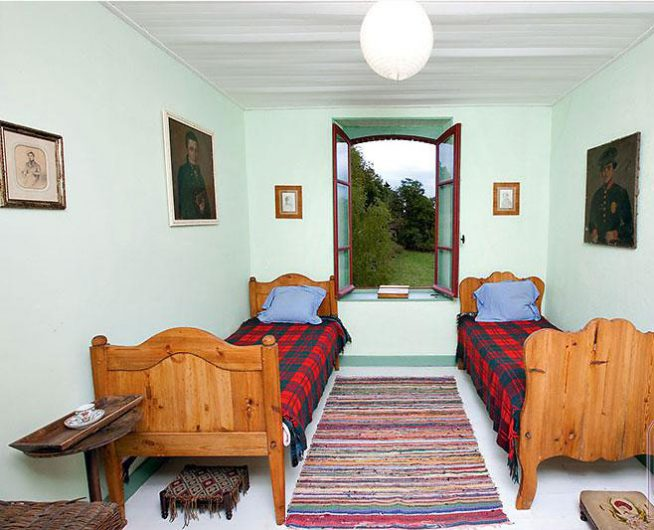 Дом Александра Васильева во Франции