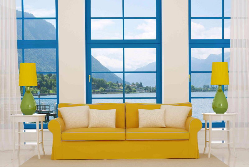 9 оригинальных способов заменить скучные шторы на окне