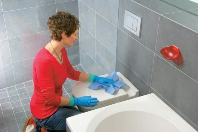 5 ошибок при уборке санузла, которые совершает каждый