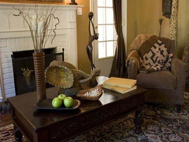 Как продлить дачное настроение в квартире поздней осенью