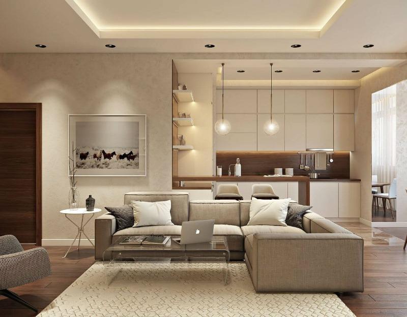 Как добавить света в темную квартиру осенью – 5 небанальных идей