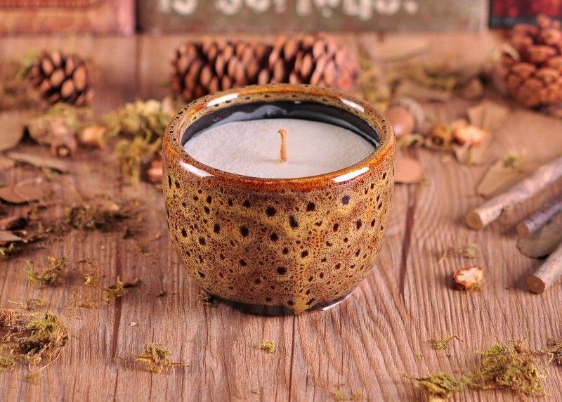 7 вариантов декорирования свечей как элемент новогодних украшений