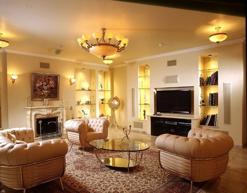 Как сделать квартиру похожей на номер в отеле класса люкс