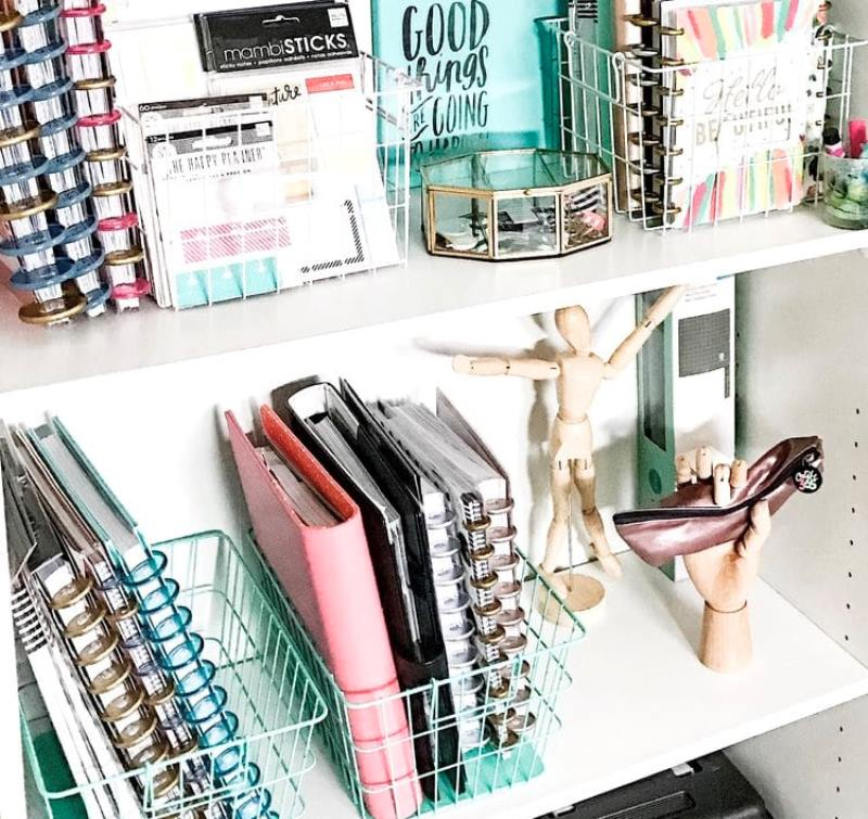Проволочные корзины на все случаи жизни, используем свободное место в шкафах с пользой