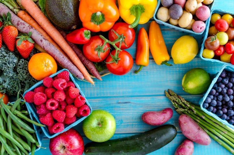 Как дольше сохранить свежими сезонные овощи и фрукты