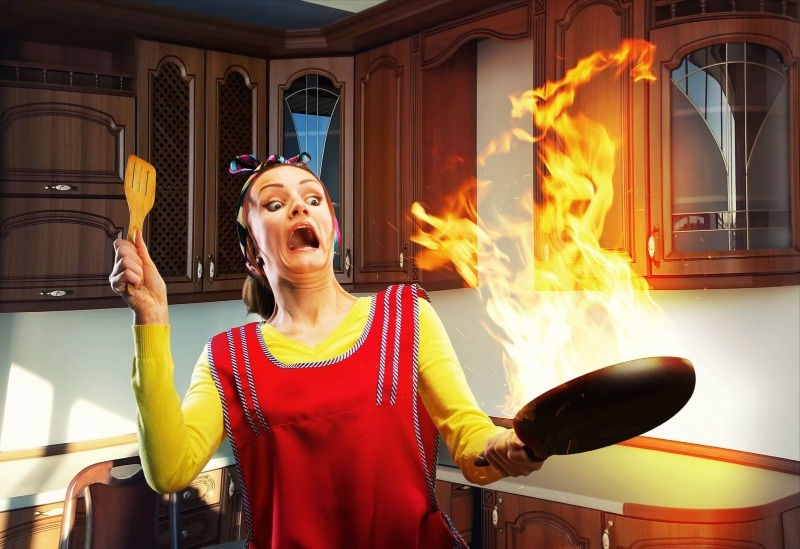 13 вещей в доме, которые могут неожиданно загореться
