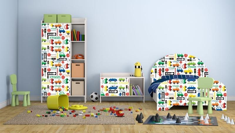 8 идей по украшению детской комнаты, которые не требуют больших затрат